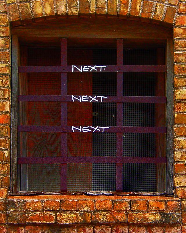 Next . . . <br /> 2nd Street, Austin, TX, 2003.
