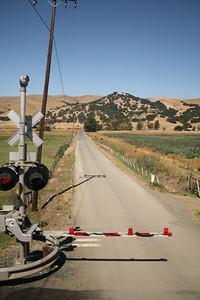 Hills straight ahead