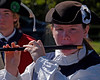 Yorktown, Virginia<br /> Deep River Jr. Ancients Fife & Drum Corps<br /> Yorktown National Battlefield<br /> Yorktown, Virginia  - October 21, 2006
