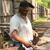 Woodworker - Jamestown Settlement