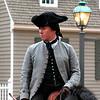 Historic actor - Colonial Williamsburg