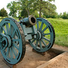 Revolutionary War artillery piece - Yorktown Battlefield