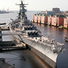 USS Wisconsin - Norfolk