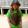Having fun with armor - Jamestown Settlement