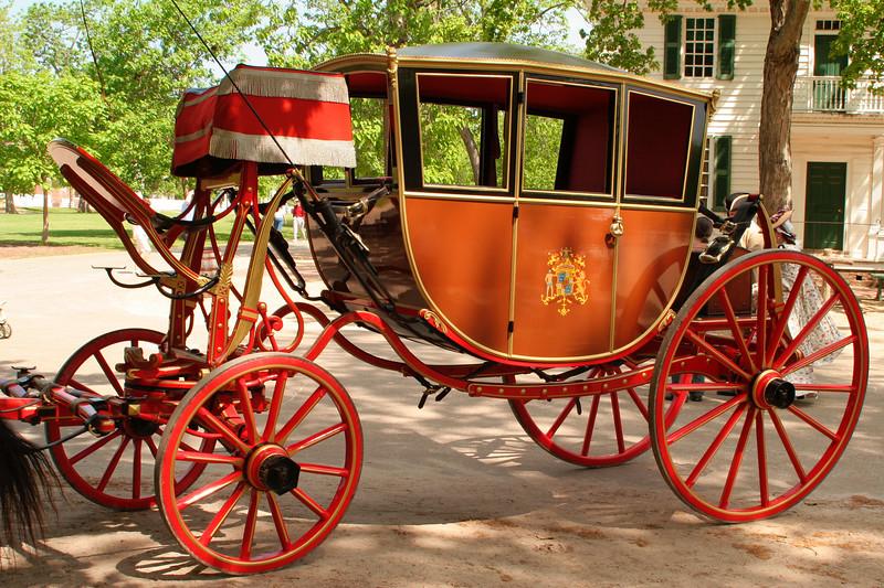 Coach - Colonial Williamsburg