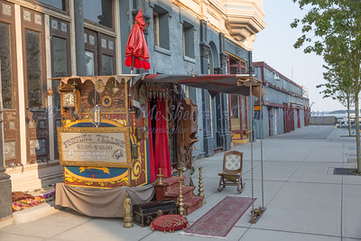 Anami Funk's Fortune Teller Wagon