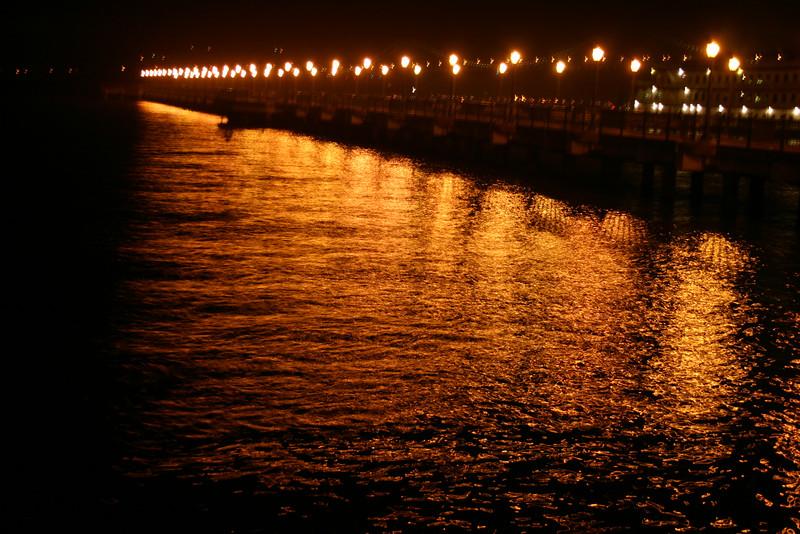Lights on the Wharf