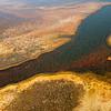 Running water details - Yellowstone National Park, Wyoming.