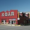 Store in Gardiner, Montana - outside the northwest park entrance