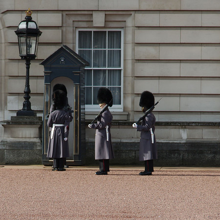 Changing of the Guard, Lite