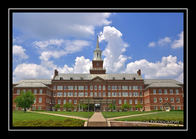McMicken Hall, University of Cincinnati