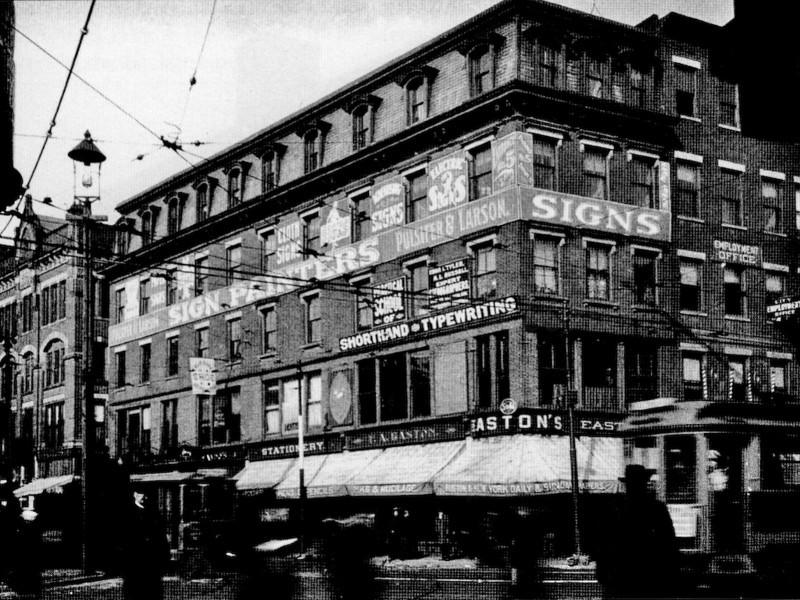 Old Image Harrington Corner.