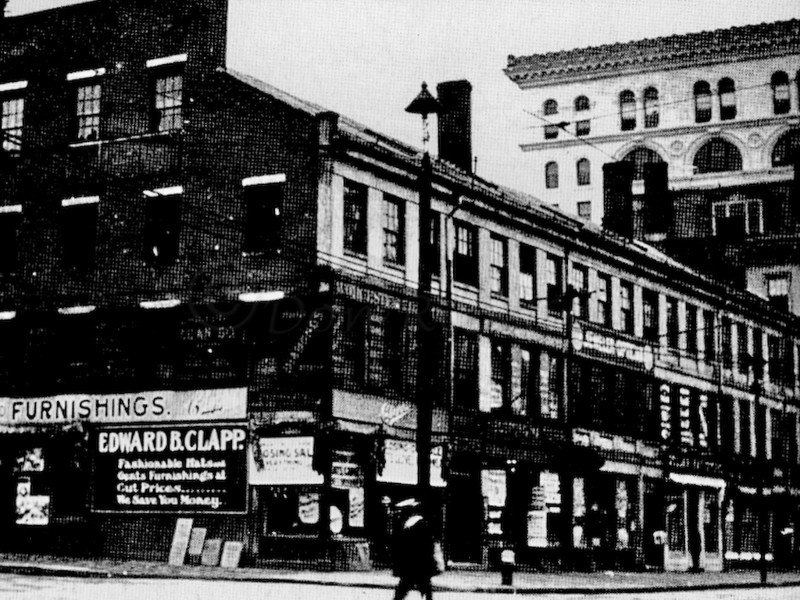 Older Image of Harrington Corner.