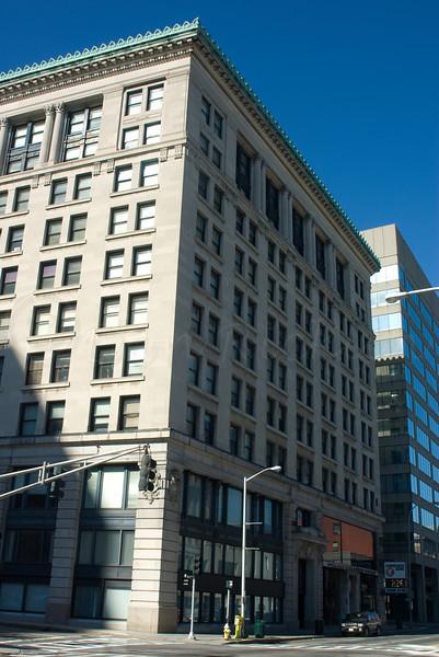 Commerce Bank (Slater) Building.
