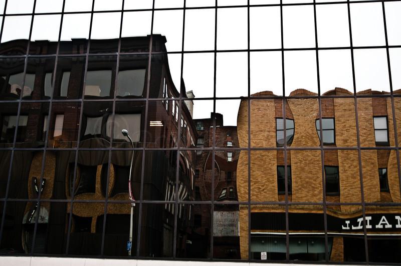 Mechanic Street reflections II