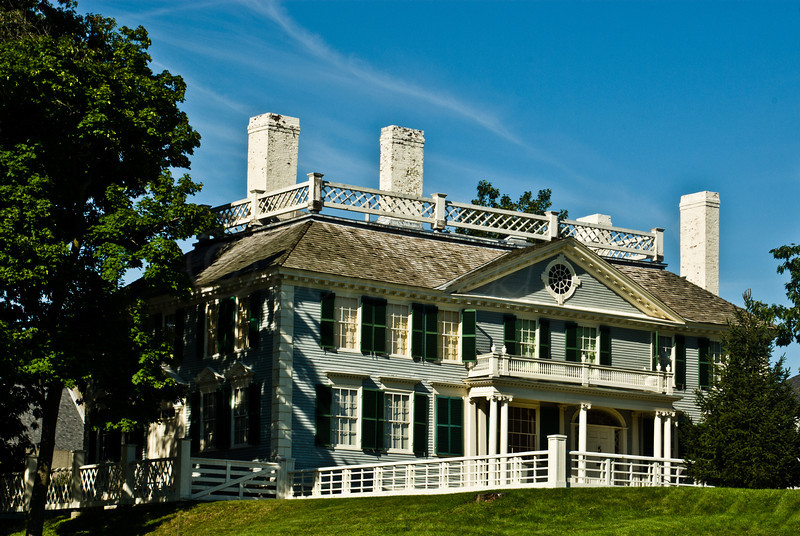 Salisbury Mansion.