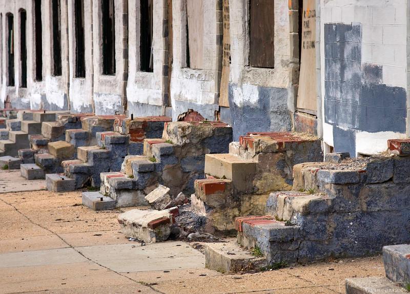 Steps - Baltimore