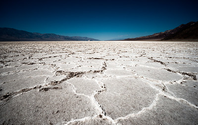salt planes, death valley