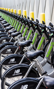 hubway bikes, boston