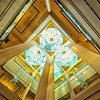 Skylight, Latter-Day Saints Conference Center, Salt Lake City