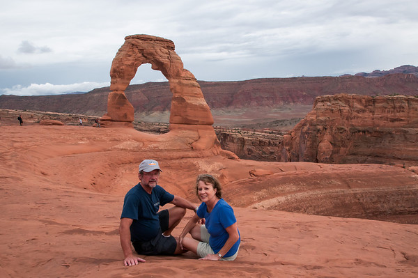 Delicate Arch, finally made it.