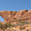 Double Arch, from the Windows Section trail<br /> <br /> Arches National Park, Utah<br /> April 2009