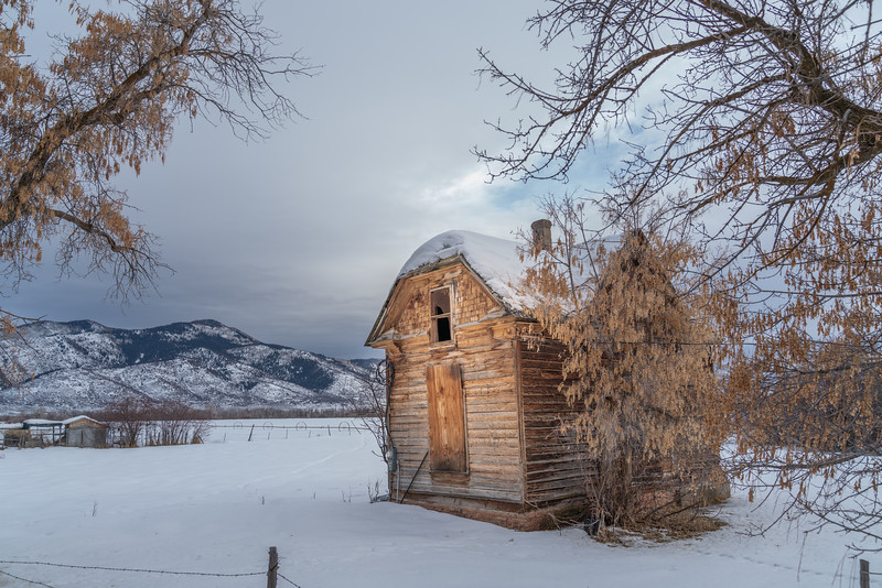 Old Homestead, Kamas