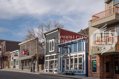 Park City Main Street-08507