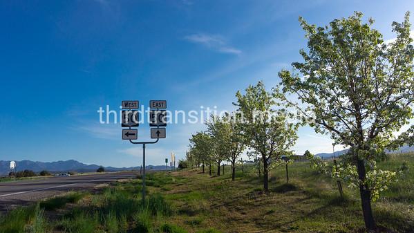 US Highway 50 in Utah