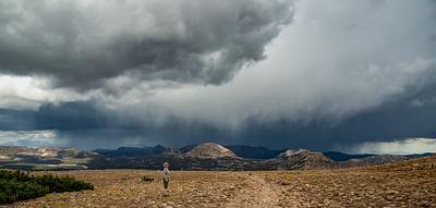 Approaching Storm - Utah 2