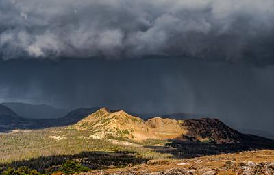 Approaching Storm - Utah