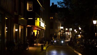 Outside Rembrandt Cinema