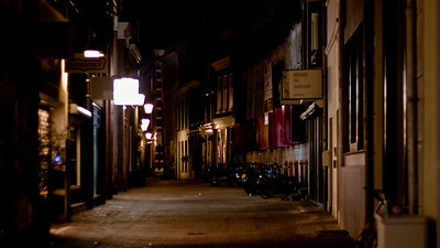 Donkerstraat | Dark Street