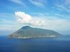 Island off Lipari