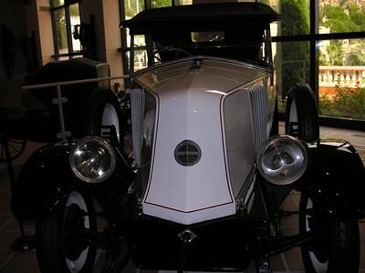Prince of Monaco Car Collection