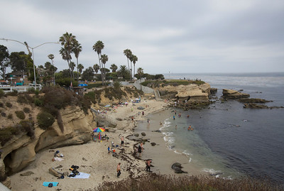 La Jolla July 2009