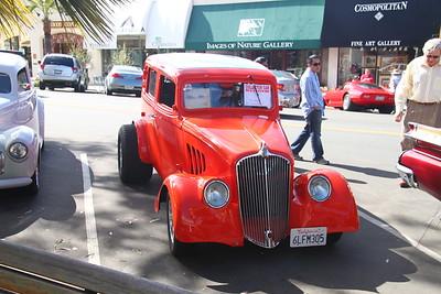 La Jolla Car Show