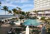 Hotel pool at the Sanibel Harbour Resort
