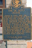 Desoto House plaque