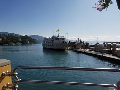 Portofino and Camogli