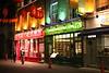 Street scene around Leicester Square
