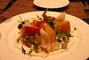 Squash salad at Wild Honey