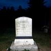 Mercy Brown's grave stone