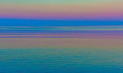 Salish Sunset