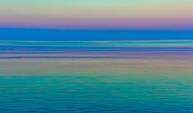 Salish Sea Evening