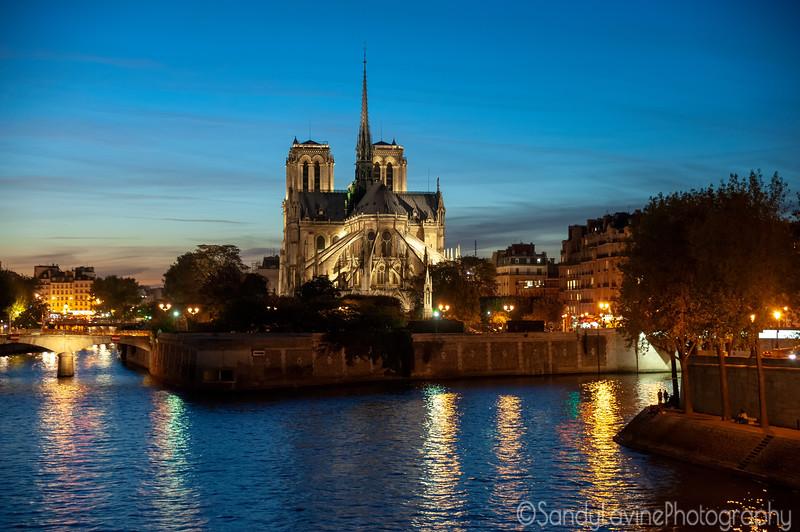 Notre-Dame de Paris 2009
