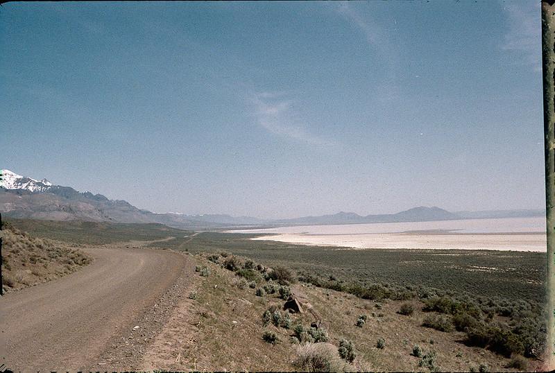 1981-Black Rock Desert, Lake Lahoutan