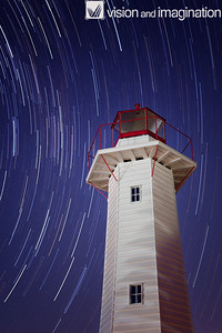 Star Trail_Cleveland Pt