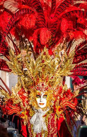 Carnival of Venice, 2017