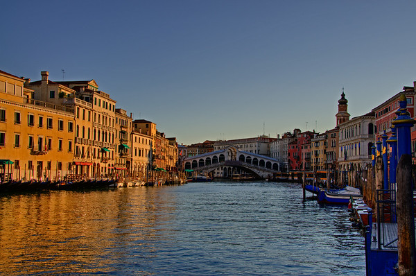 Venice, Italy.  Photo by: Stephen Hindley©